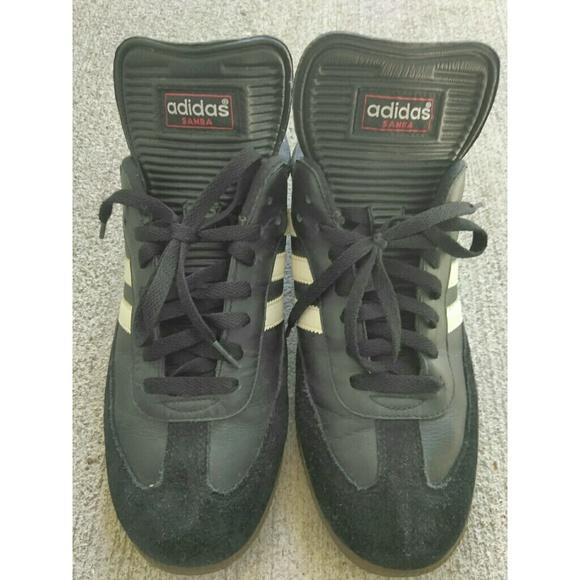 promo code aa83b 2a6bc adidas Other - Men Adidas Samba Black Shoes